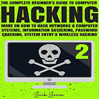 Hacking: The Complete Beginner's Guide to Computer Hacking Titelbild