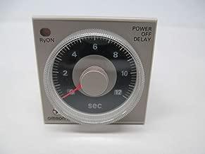 Omron H3CR-H8L Timer 110/120V 50/60Hz
