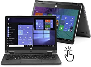 Notebook M11W Plus 2 em 1 Dual Core Celeron Windows 10 2GB