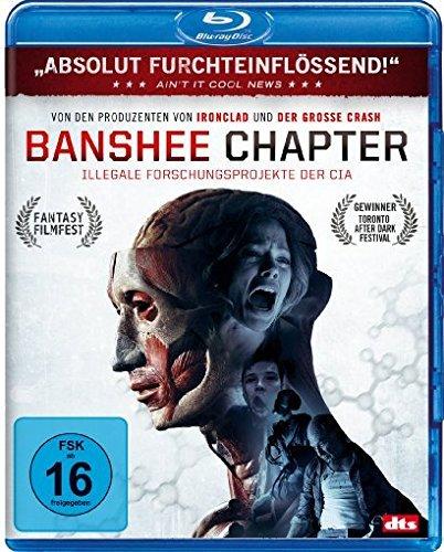 Banshee Chapter [Blu-ray]