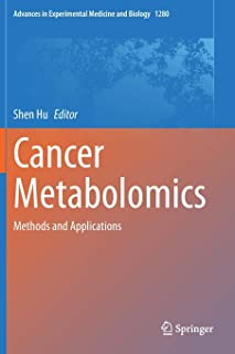 Cancer Metabolomics: Methods and Applications