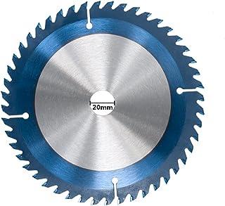 benliestore 1pc 165-300mm tct sågblad nano blå beläggning cirkelsåg blad träbearbetning skärning skivor karbid tippade såg...