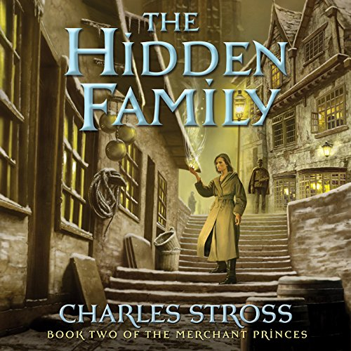 The Hidden Family audiobook cover art