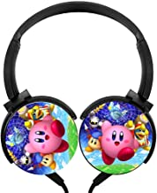 MAIEerhh Kir_by-Allies Wired Stereo Headphone Over Ear Portable Headphone