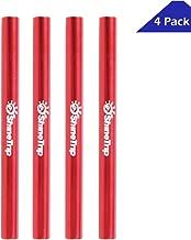 TRIWONDER Tent Pole Repair Splint Repair Kit Spare Repair Tube for Diameter 7.9-8.5mm