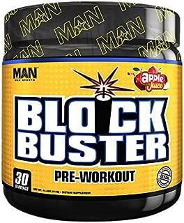 Best blockbuster pre workout Reviews