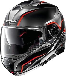 Nolan CASCO N100 5 BALTEUS N COM XL FLAT BLACK