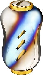 ゴメクサス (Gomexus) 22mm 6.8g チタン製 リール ハンドル ノブ 銀河 シリーズ ダイワ Type S シマノ Type A ベイトリール スピニングリール 用, 20 メタニウム 20 ルビアス LT など用
