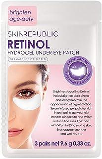 Retinol Hydrogel Under Eye Patch (3 Pairs)