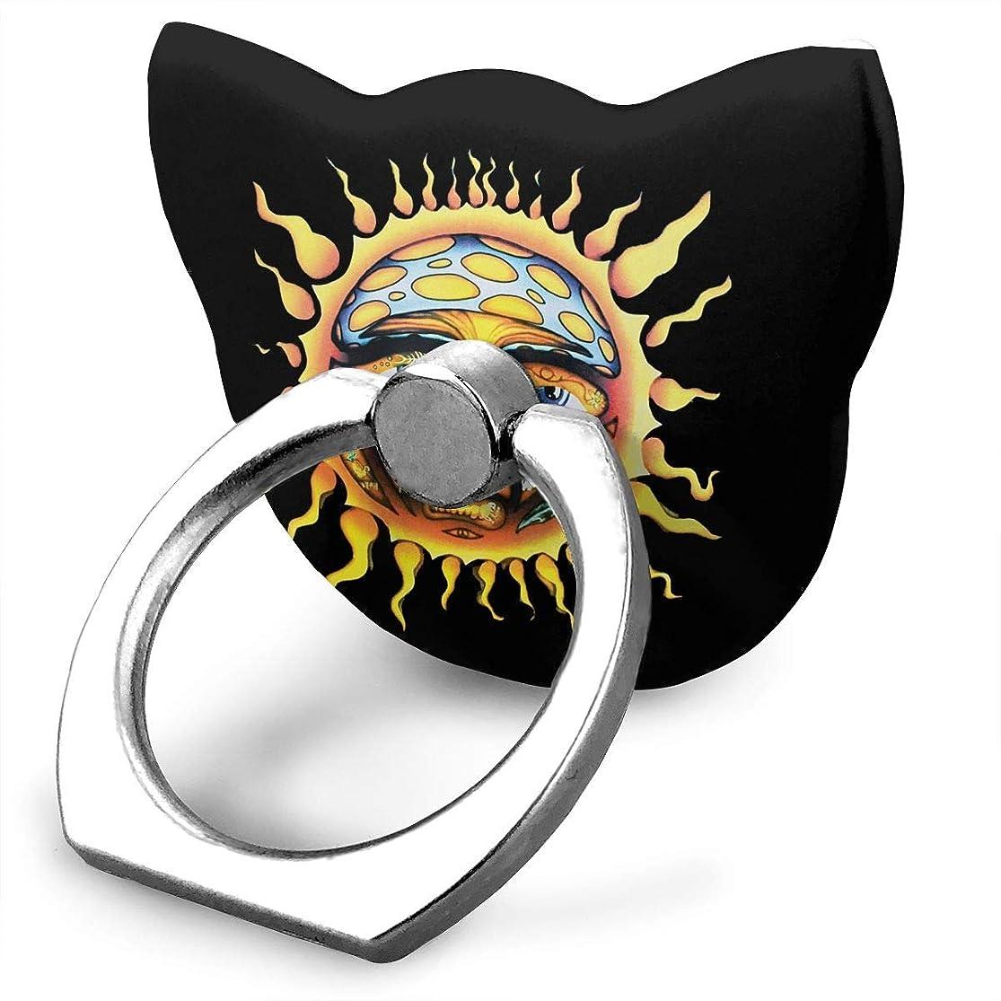 後継浮く祈るサブライム? スマホリング 猫耳 ホールド リング 指輪リング 薄型 おしゃれ 落下防止 360° ホルダー 強吸着力 IPhone/Android各種他対応