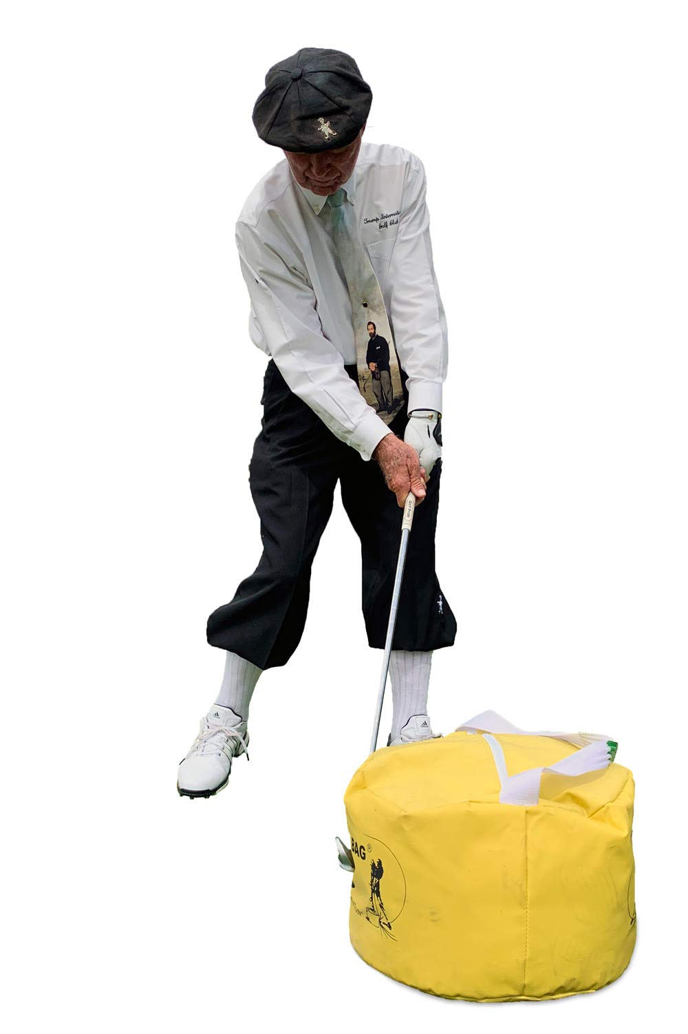 Gary Wiren Impact Bag Training