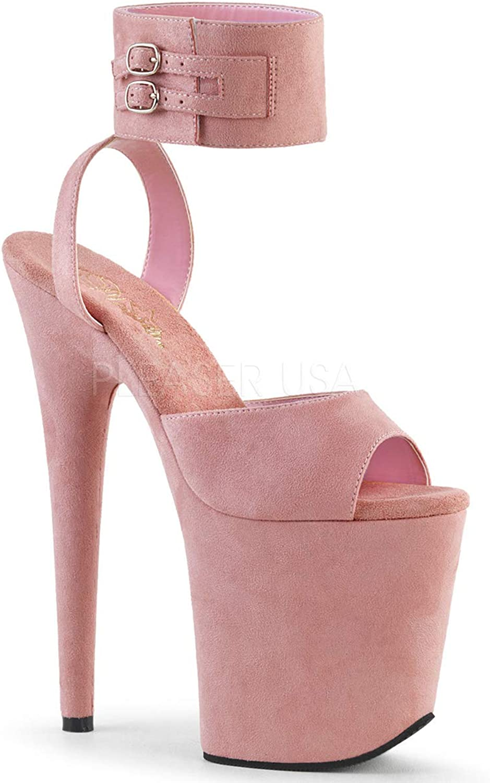 Pleaser Womens FLAMINGO-891 PNMF M Sandals