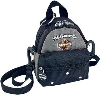 Harley Davidson Minime Backpack, Silver, One Size