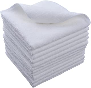white cleaning cloths by Sinland