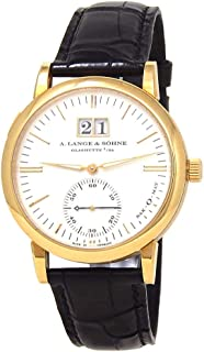 A. Lange & Sohne Langematik Automatic-self-Wind Male Watch 308.021 (Certified Pre-Owned)