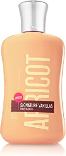 Bath & Body Works Apricot Vanilla Signature Vanillas Body Lotion 8 fl oz (236 ml)