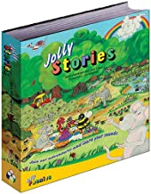 Jolly Stories: In Precursive Letters (British English edition)