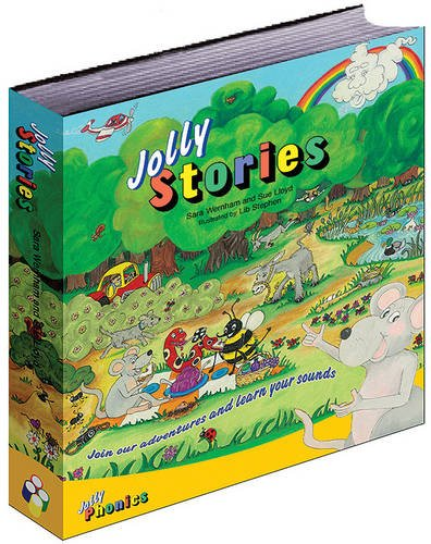 JOLLY PHONICS SOUND STORIES