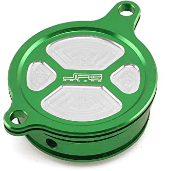 [SODI_2457]   Amazon.com: Oil Filter Cover Cap For KAWASAKI KX450F KXF450 KX 450F KLX450R  2006 2007 2008 2009 2010 2011 2012 2013 2014 2015 Dirt Bike: Automotive | Kx450f Fuel Filter |  | Amazon.com