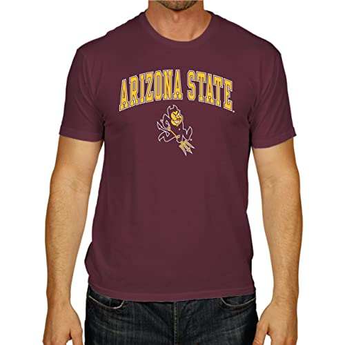big sale 71dc3 a949a Campus Colors NCAA Adult Arch   Logo Soft Style Gameday T-Shirt - Multiple  Teams