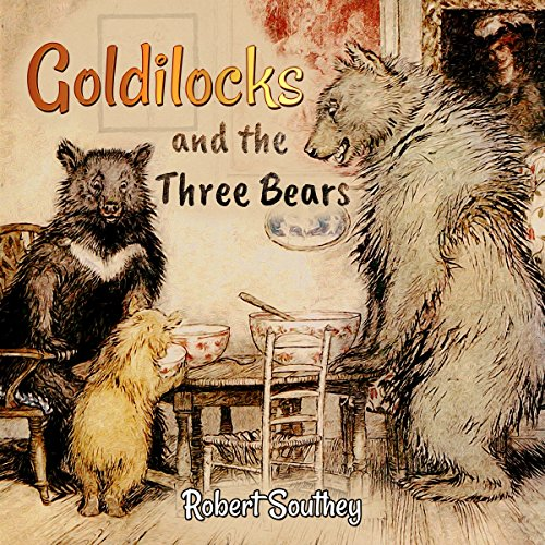Couverture de Goldilocks and the Three Bears