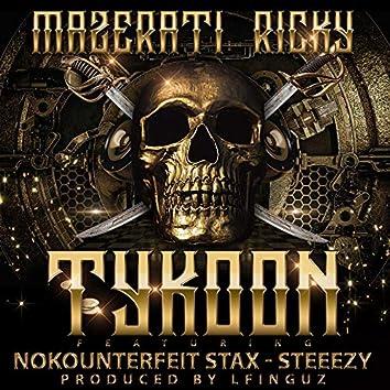 Tykoon (feat. Nokounterfeit Stax & Steeezy)