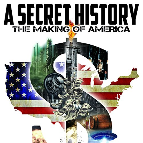 A Secret History audiobook cover art