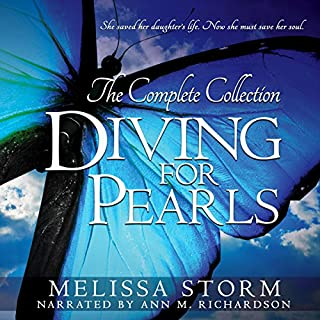 Diving for Pearls: The Complete Collection audiobook cover art
