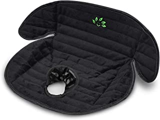yidenguk Ultra Dry Seat, Waterproof Cushion for Keeping Car or Stroller Seats Dry and Protected, Black