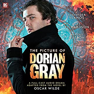 The Picture of Dorian Gray (Dramatized) audiobook cover art