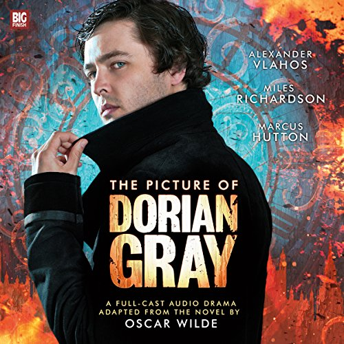 The Picture of Dorian Gray (Dramatized)                   By:                                                                                                                                 Oscar Wilde,                                                                                        David Llewellyn                               Narrated by:                                                                                                                                 Alexander Vlahos,                                                                                        Miles Richardson,                                                                                        Marcus Hutton,                   and others                 Length: 3 hrs and 16 mins     14 ratings     Overall 4.6