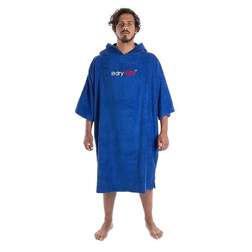 95c445db78 Dryrobe Adult Beach Towel Changing Robe - Short Sleeve Towelling Change  Poncho   Dry Robe One