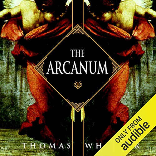 The Arcanum audiobook cover art