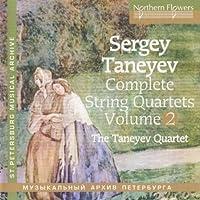 Taneyev: Complete String Quartets, Vol. 2. Quartets No. 5 & No. 7 (2005-01-01)