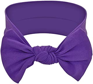 Baby Headband Infant Headband Purple Baby Headband Newborn Headband Purple Headband Baby Girl Headband Headband Spring Headband Baby