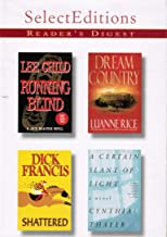 Running Blind/ Dream Country/ Shattered/ a Certain Slant of Light (Reader's Digest Select Editons -2001, Volume 2)
