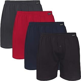 vente Twin Pack Coton Boxer Shorts pour hommes forts 6XL uniquement