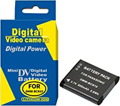 RUISI Replacement DMW-BCN10 Battery for Panasonic Lumix DMC-LF1,Lumix DMC-LF1K, Lumix DMC-LF1W camera