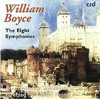 Boyce: Eight Symphonies-Bour