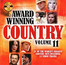 country music awards australia