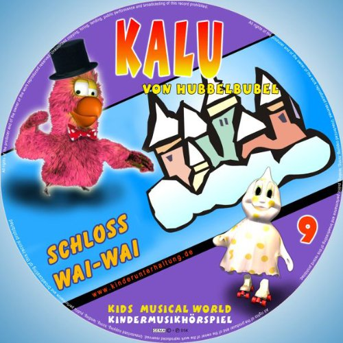 Schloss Wai-Wai cover art