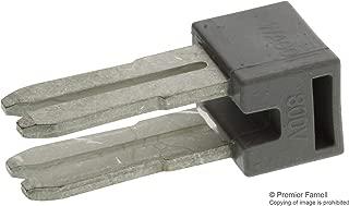 283-402 - Jumper (Busbar), Jumper, 283 Series Terminal Blocks, 280 Series, (Pack of 20) (283-402)