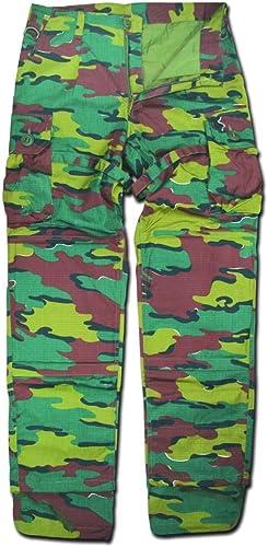 TACGEAR Pantalon de Combat KSK Camo Belge
