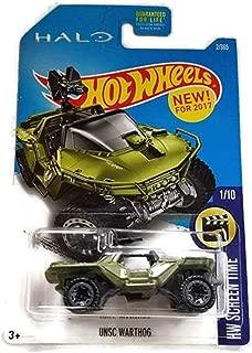 Hot Wheels HW Screen Time 1/10 UNSC Warthog