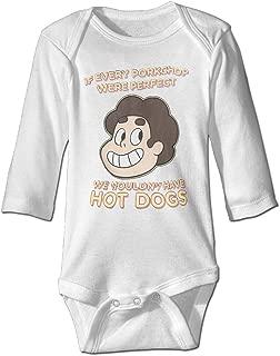 Sleepwear Steven Universe Star Cotton 100% Baby Onesie for Baby Girls