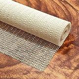 Base Antideslizante - Alfombra Antideslizante, Alfombras Malla Antideslizante Protección Antideslizante, para alfombras y felpudos para Universal Suelo (100 x 160 cm) JAANY