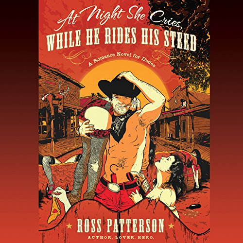 At Night She Cries, While He Rides His Steed audiobook cover art