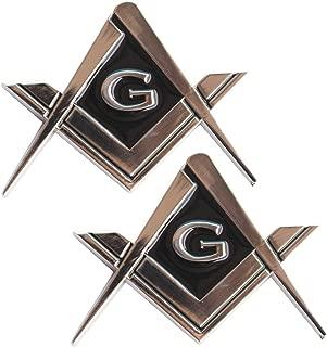 master mason car emblem