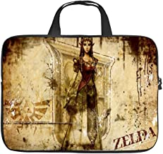 Video Games Princess Zelda,Universal Laptop Computer Tablet,Bag,Cover for,Apple/MacBook/HP/Acer/Asus/Dell/Lenovo/Samsung,Laptop Sleeve 12.6X9.4 inch
