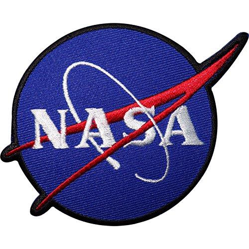Nasa hierro bordado/coser en parche disfraz de astronauta espacio insignia transferencia